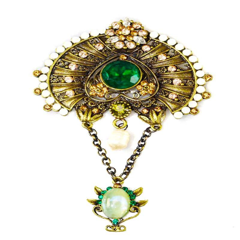 La Belle Époque Brooch