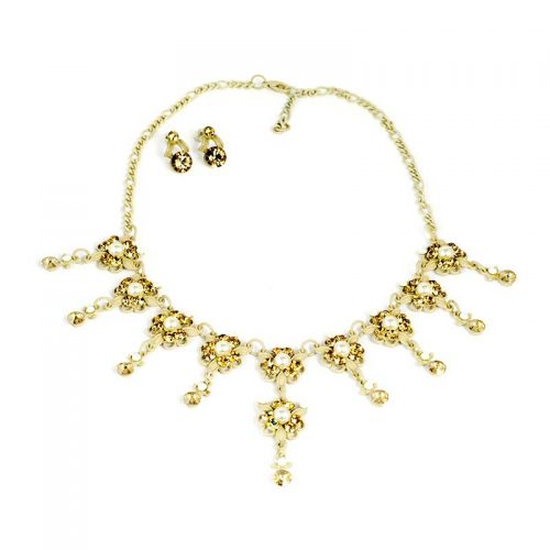 Imperial necklace set